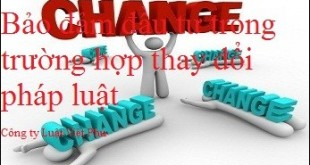 One person stands holding the word Change, having embraced it, while others did not accept change and were crushed by it.
